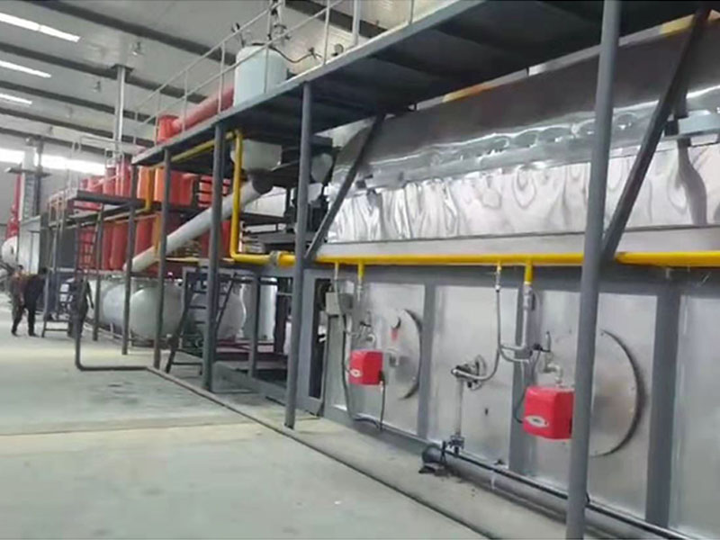 Second Generation Big Pyrolysis Machine